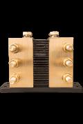 Shunt 6000A/50mV-0,5 / 5xM10