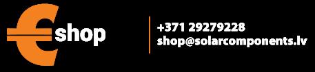 e-shop logo kontakti sauleskolektors solarcollector