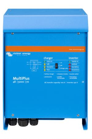 inverter charger MultiPlus 48v 5000va 70a ac100a 230v victron