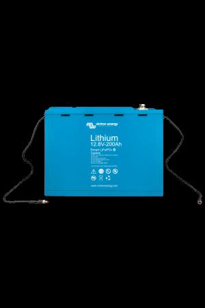 Akumulators 200Ah 12V litija jonu Smart LiFePO4 2