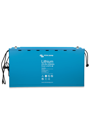 Akumulators 200Ah 24V litija jonu Smart LiFePO4 4