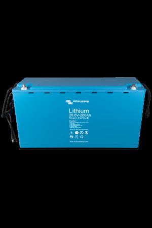 lifepo4 litium battery 200Ah smart 24V 2