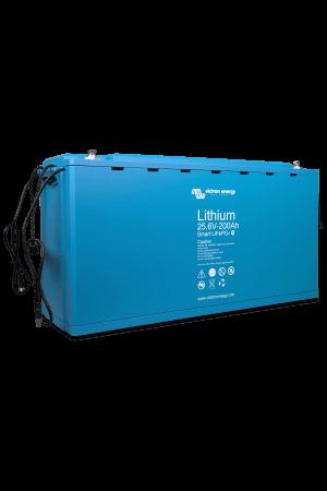 Akumulators 200Ah 24V litija jonu Smart LiFePO4 2