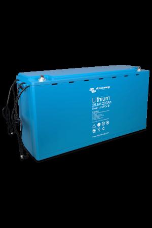 Akumulators 200Ah 24V litija jonu Smart LiFePO4 3