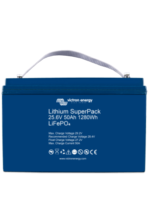 litija 24v akumulators superpack litium battery 50ah 2