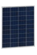 Polikristālu saules paneļi 90W 12V BlueSolar 4a